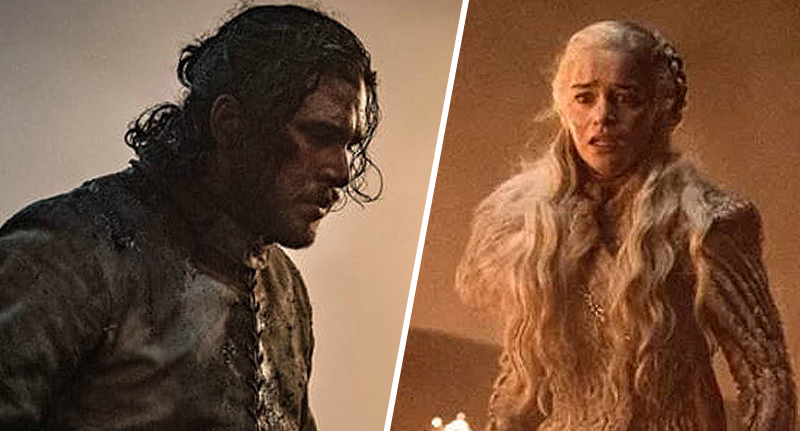 game of thrones battle of winterfell director responds to fans saying episode was too dark