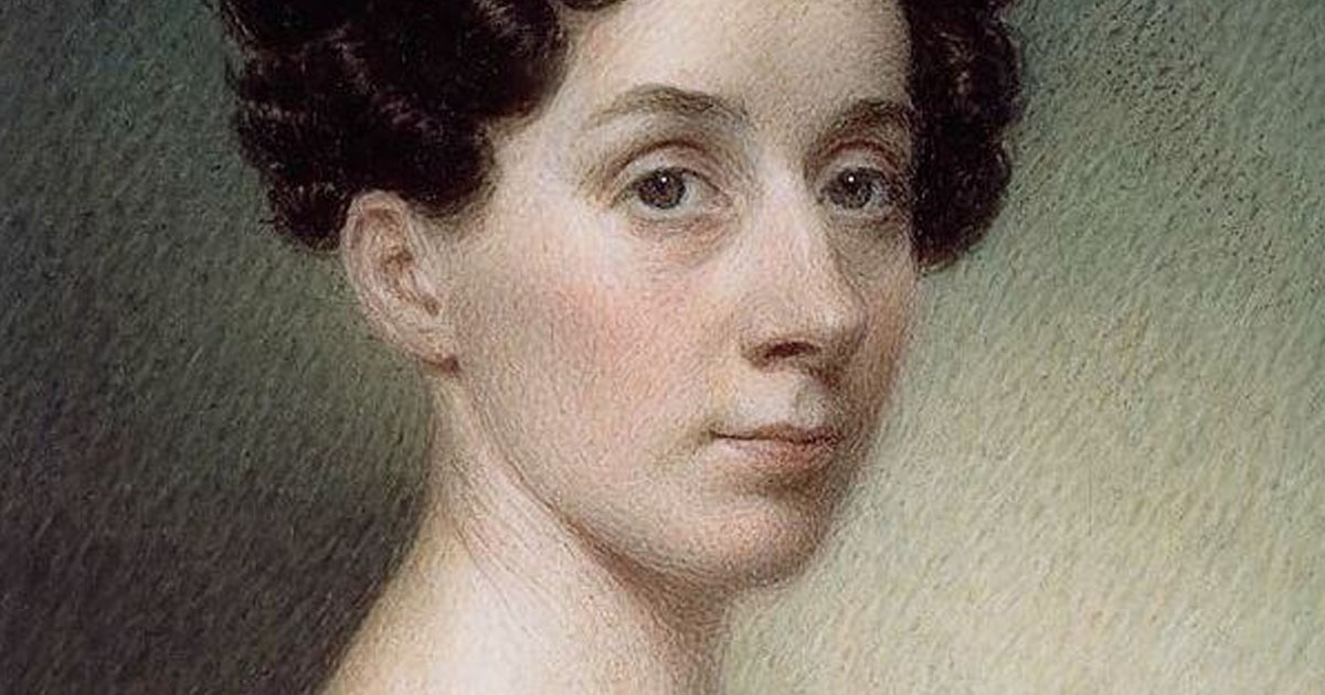 One Of The First Ever Nudes Sent In 1828 Is Going Viral