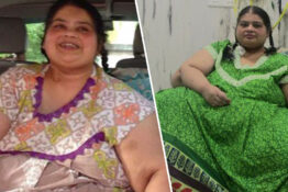Amita Rajani weightloss