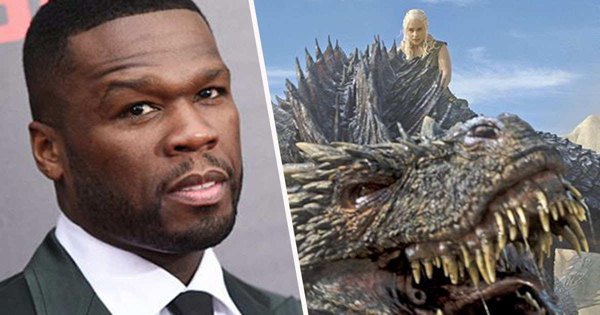 50 Cent thinks Power is better than Game of Thrones.