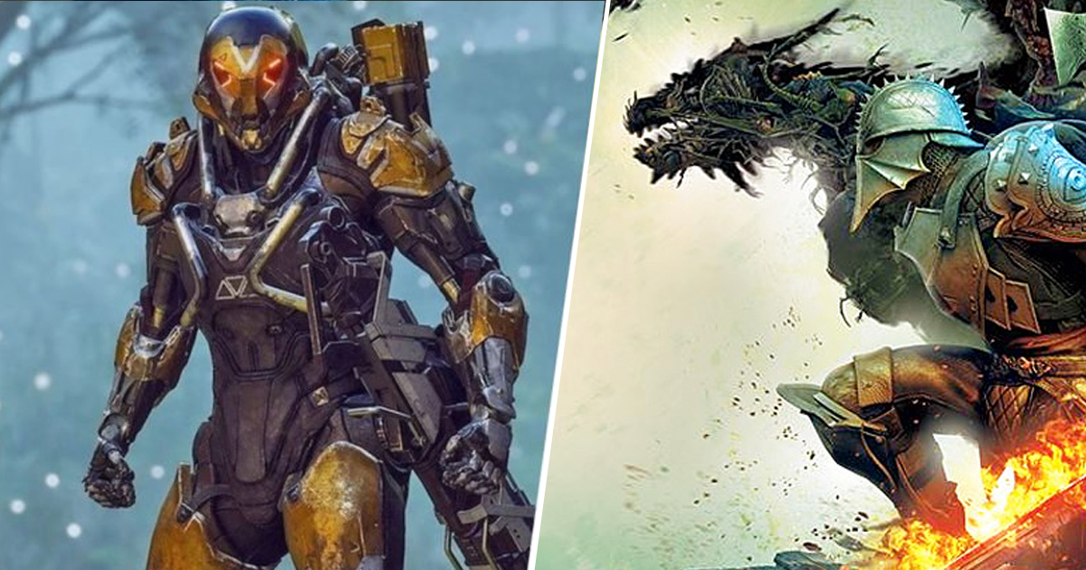 BioWare Shifts Focus To Dragon Age 4 As Anthem Struggles