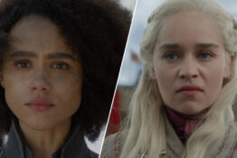 Missandei Daenerys Targaryen Emilia clarke Game of thrones season 8