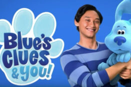 New Blue's Clues