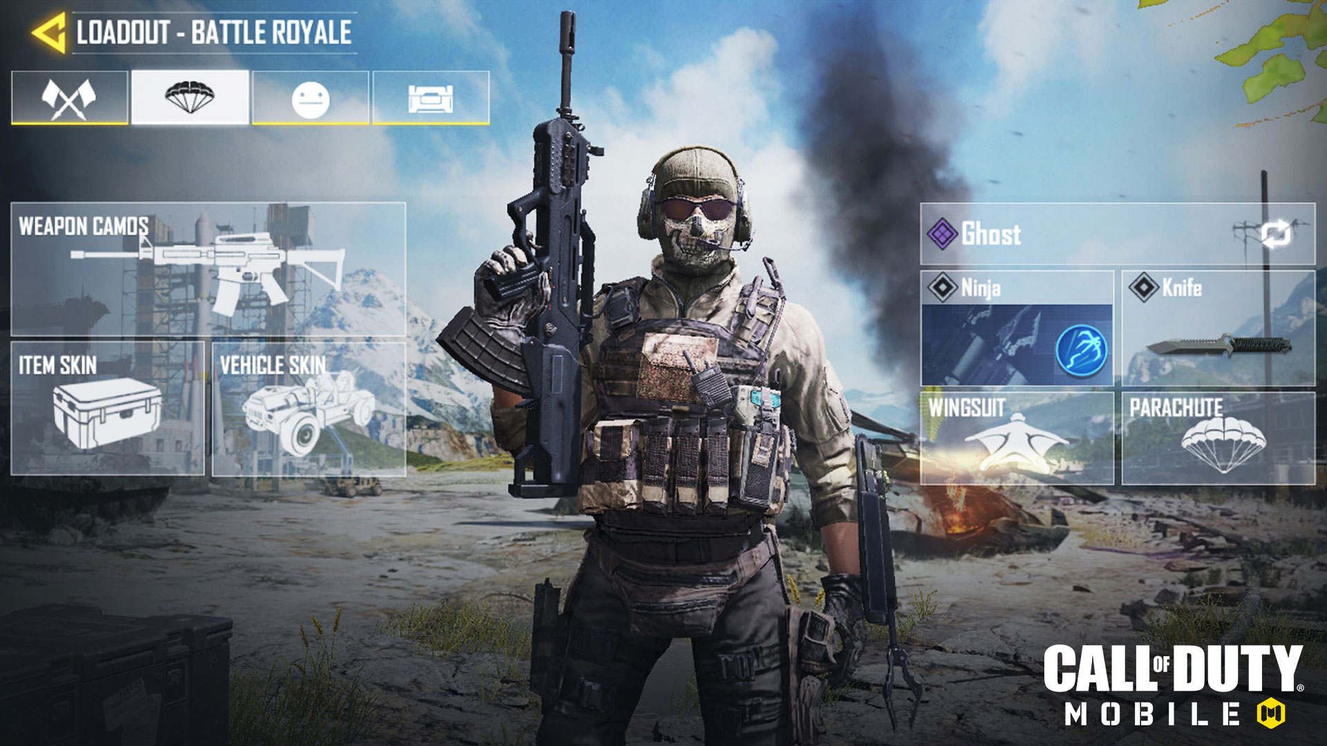 call of duty mobile free online