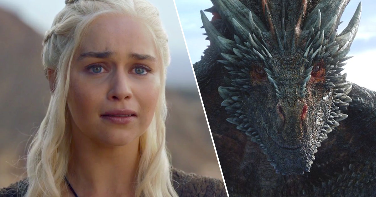 Emilia Clarke Daenerys Targaryen Game Of Thrones Theory season 8