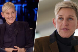 Ellen opens up about sexual assault