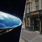 Piss-Take Flat Earth Society Holding Social At The Globe Pub