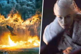 Game of thrones bright scenes