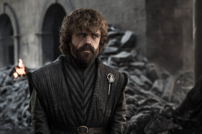 Tyrion Lannister game thrones season 8 hbo