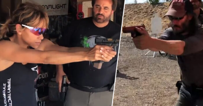 Halle Berry's training routine for John Wick 3 is intense.