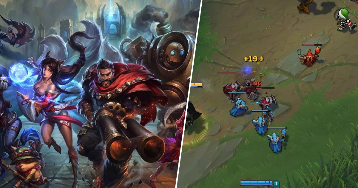League Of Legends Is Coming To Mobile, Claims Report