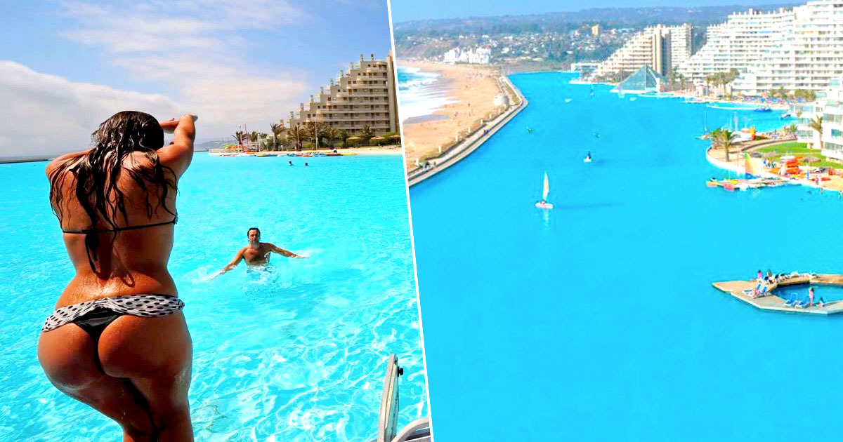 World's largest pool