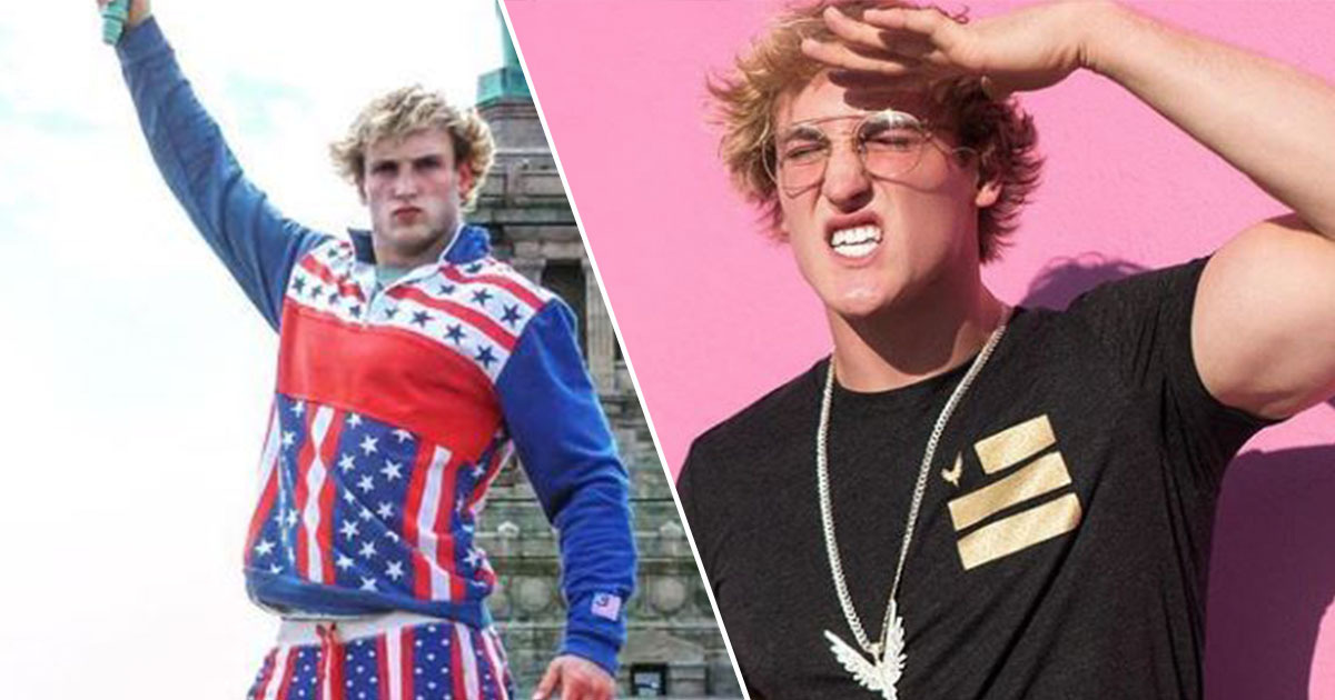 Logan Paul 'Draws Dicks' On Every Senate Member That Voted Against Abortion