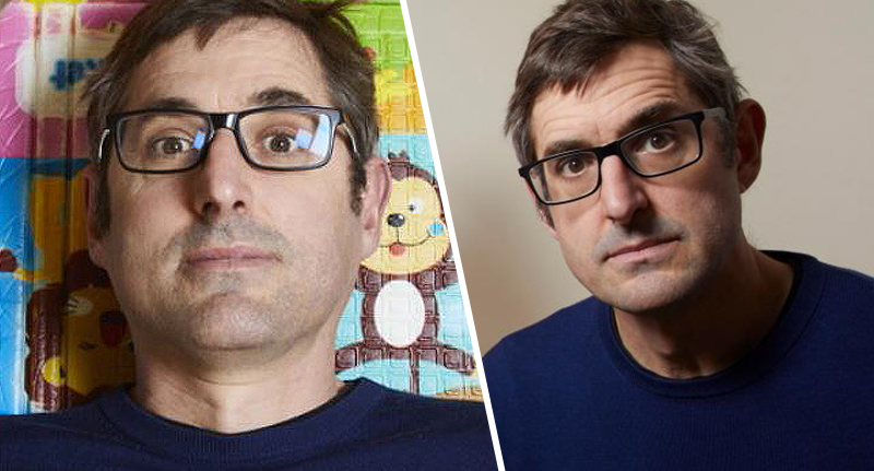 Louis Theroux new documentary