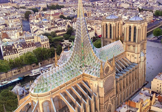 New Notre Dame vision