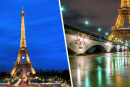 Paris is no longer the most Instagrammed place on earth.