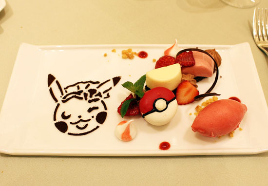 Pokemon themed wedding