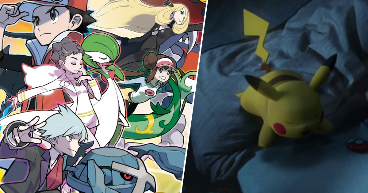 Multiple New Pokemon Games And Apps Revealed