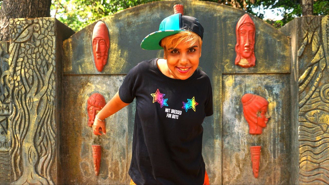 India's first openly gay artist