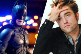 Robert Pattinson playing Batman has divided fans.