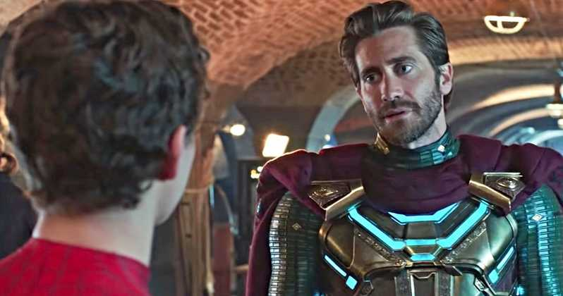 Jake Gyllenhaal Hints At Multiple Villains With New Clip Of Spider-Man: Far From Home