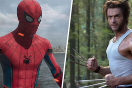 Spider Man and Wolverine