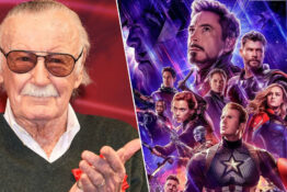 Stan Lee didn't get to see Endgame