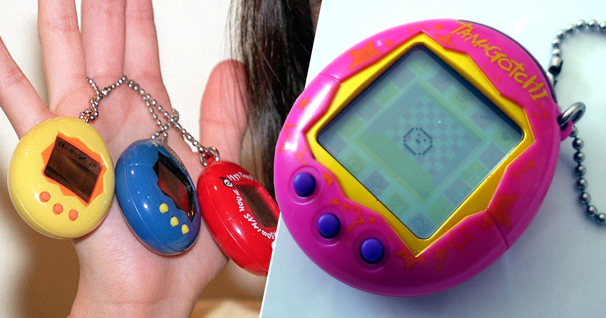 tamagotchi bandai virtual pet egg return