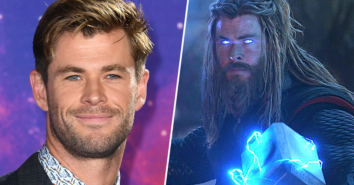 Chris Hemsworth Says He'd Love To Play Thor Again