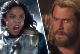 Thor and Valkyrie Endgame