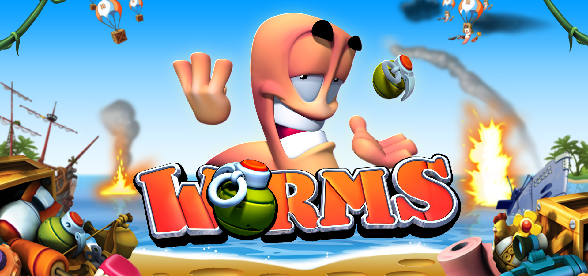 Worms Online Game