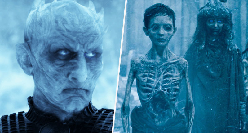 White walkers might return