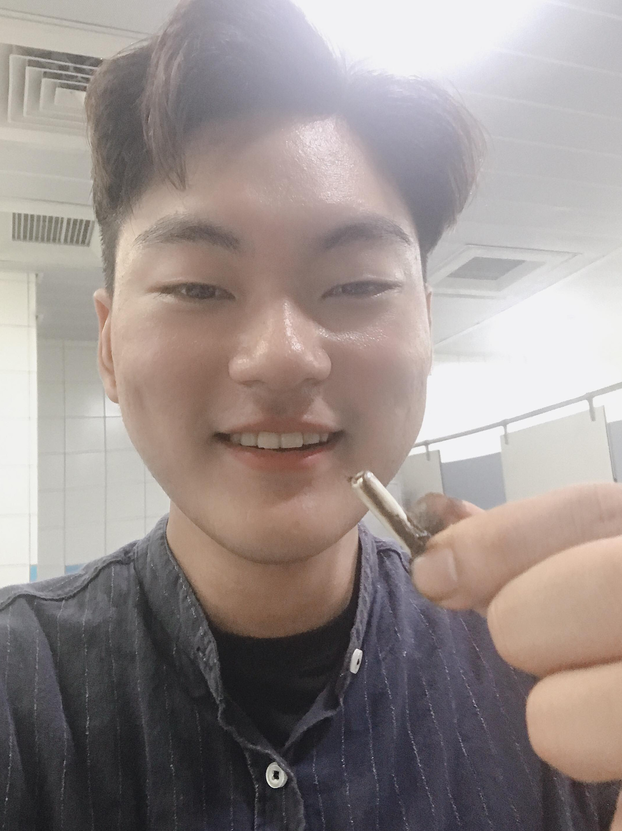 Guy swallows airpod then poos it out
