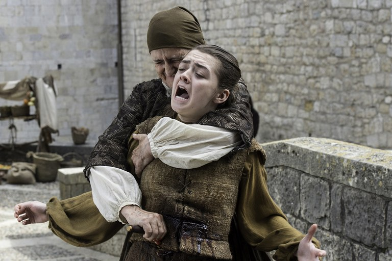 Arya Stark Explained Where She Was Heading At End Of Game Of Thrones In Season 6