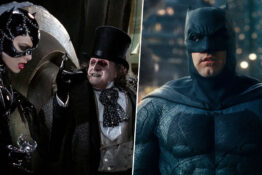 Penguin and Catwoman will appear in The Batman.