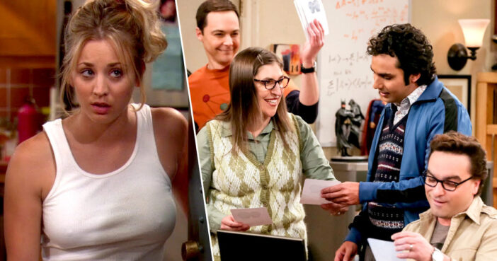 The Big Bang Theory is coming to an end.