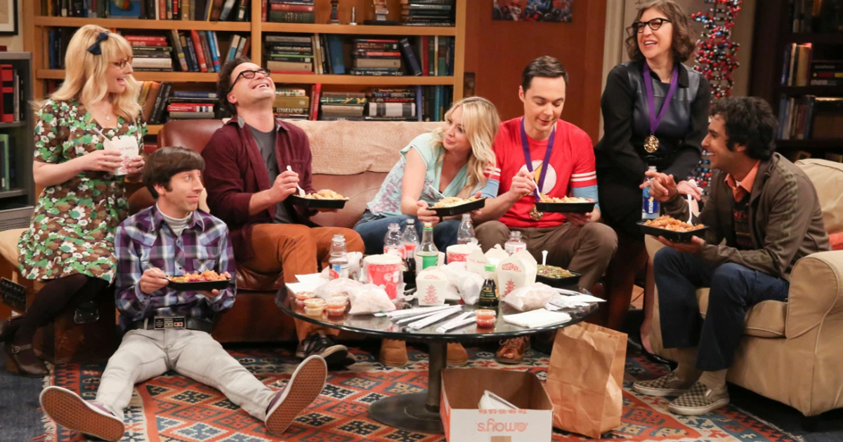 Big Bang Theory comes to end