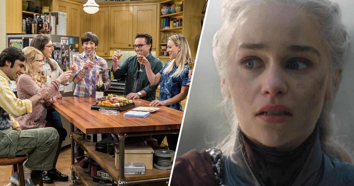 Big Bang Theory Finale Tops Game Of Thrones In Ratings