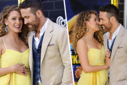 Blake Lively and Ryan Reynolds are expecting their third baby.