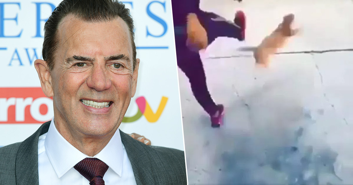 Duncan Bannatyne Offers £5,000 To Anyone Who Can Name Man Who Kicked Cat In Head