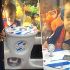 Boy Trapped In Claw Machine After Climbing Inside To Get Teddy