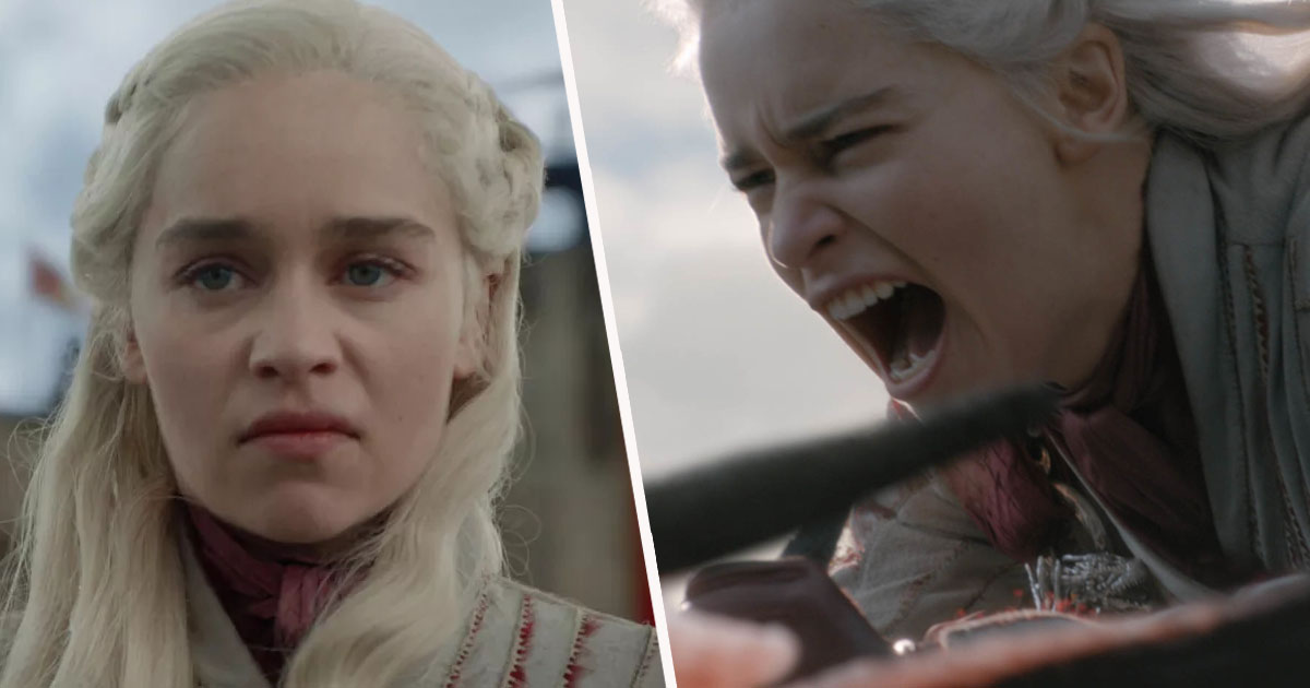 Game Of Thrones Fan Works Out What Triggers Daenarys Into 'The Mad Queen'