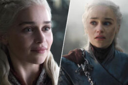 Emilia Clarke on Daenerys' death.