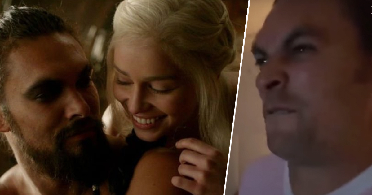 Jason Momoa's Reaction To Dany's Death In Game Of Thrones Finale Is Brilliant