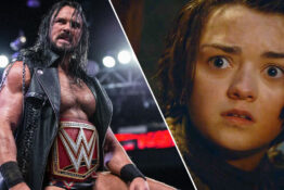Drew McIntyre message for game of thrones fans season 8 finale money in the bank ladder match