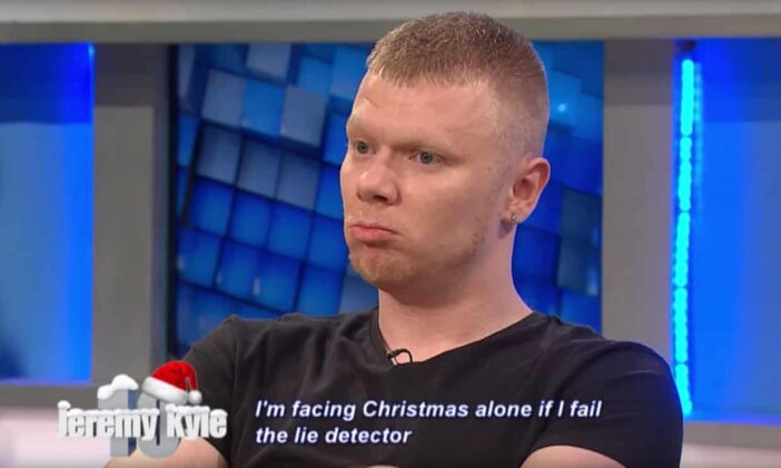 dwayne davison on jeremy kyle
