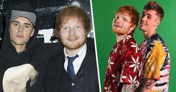 Ed Sheeran And Justin Bieber have been accused of copying a song.