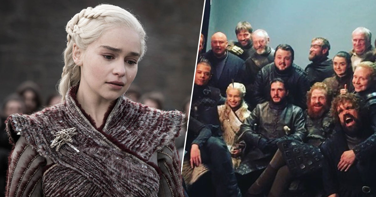 Emilia Clarke posts Game of Thrones tribute