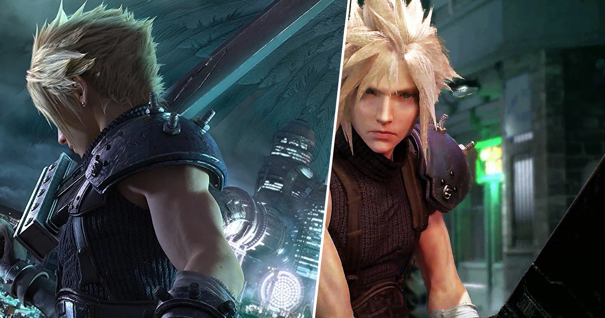 Final Fantasy VII Remake Could Be 'Re-revealed' During PlayStation Stream Tomorrow