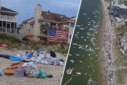 Memorial Day Visitors Left 10 Tons Of Rubbish On Virginia Beach